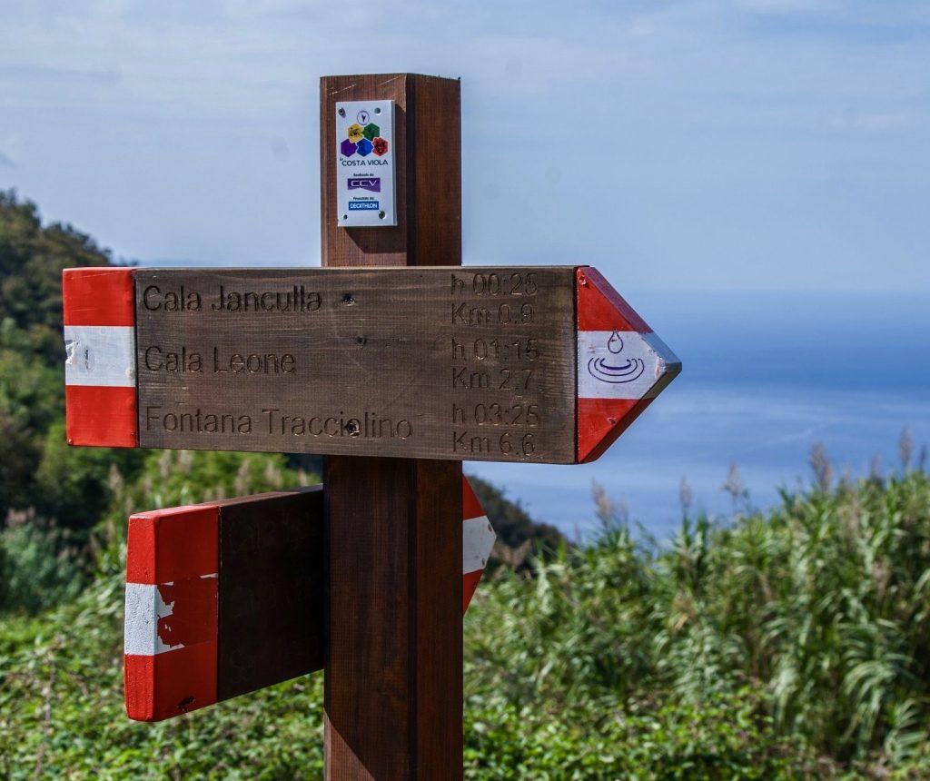 tracciolino, indicazioni per i turisti